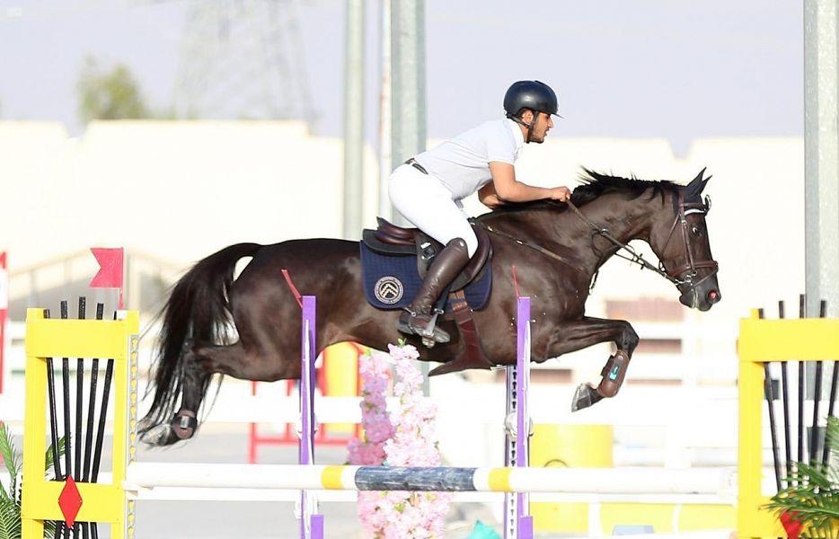 الاتحاد السعودي للفروسية يختتم بطولتيه الوطنيتين السابعة والثامنة