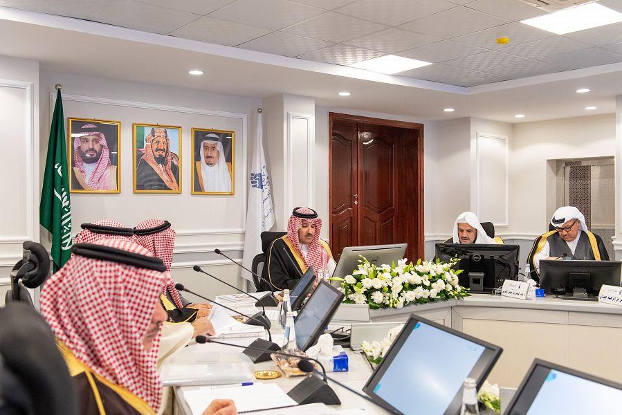 أمير المدينة المنورة يرأس اجتماع جمعية تكافل الخيرية لرعاية الأيتام