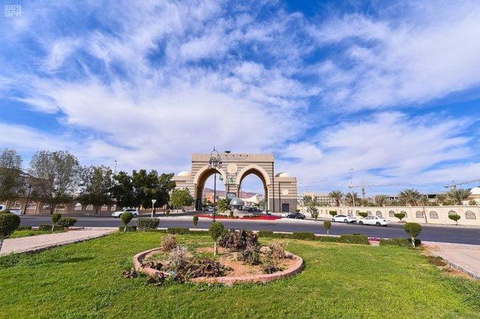 مسؤولو الجامعة الإسلامية بالمدينة المنورة يرفعون الشكر ...