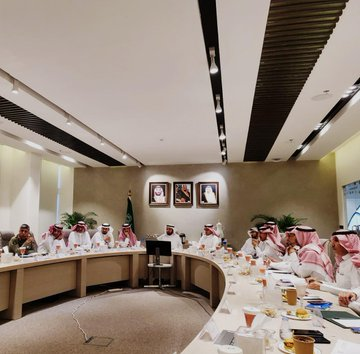 لجنة متابعة كورونا الجديد COVID-19 تعقد اجتماعها التاسع