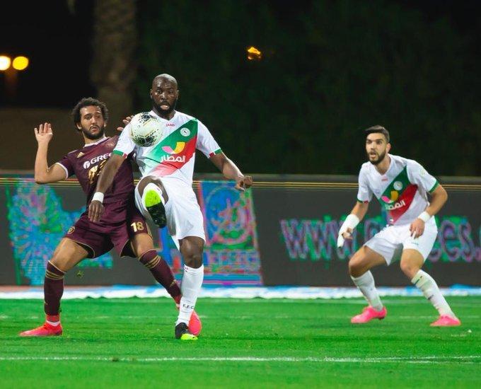 الاتفاق يفوز على الفيصلي في الجولة الـ19 من الدوري