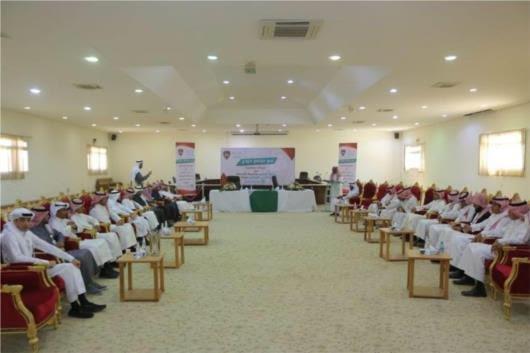 إدارة التعليم بمحافظة المجمعة تبرم اتفاقية شراكة مجتمعية مع نادي الفيحاء والنادي الفيصلي
