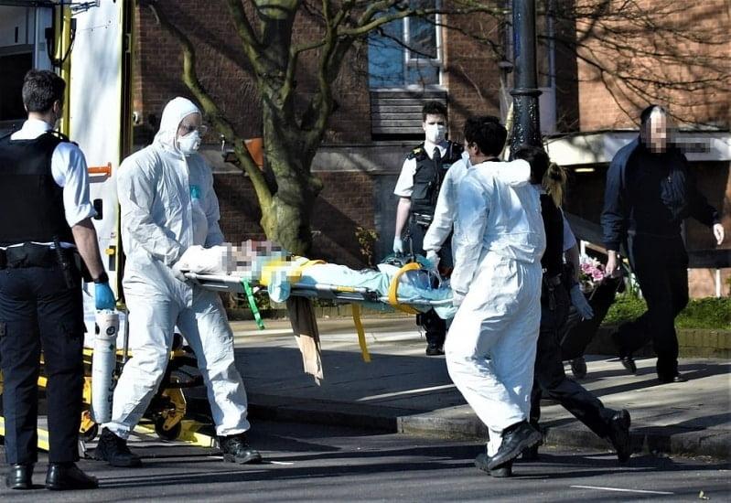 الولايات المتحدة تسجّل 24481 إصابة و 933 حالة وفاة بكورونا