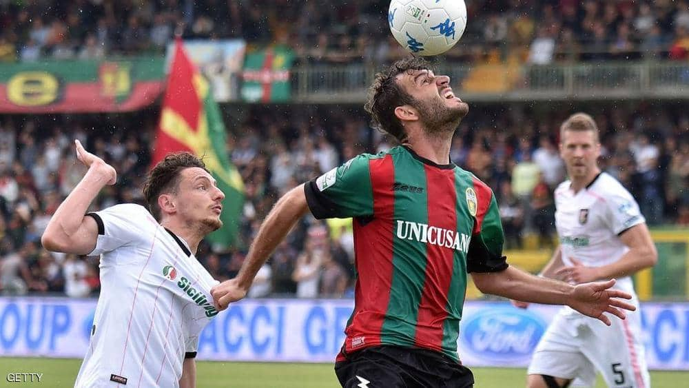 """أول لاعب إيطالي يصاب بكورونا ومصير الكالتشيو """"مجهول"""""""