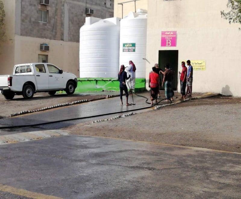 العاصمة المقدسة: أسبوعان لاستخراج تصاريح المساكن الجماعية تفادياً للغرامات والجزاءات