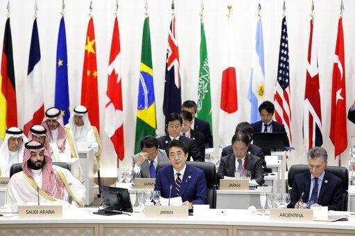 """قمة افتراضية الخميس لقادة مجموعة العشرين حول """"كورونا"""""""