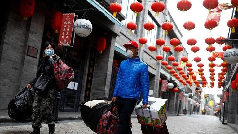 """الصين تؤكد عدم تسجيل إصابات """"محلية"""" بكورونا ليومين متتاليين"""