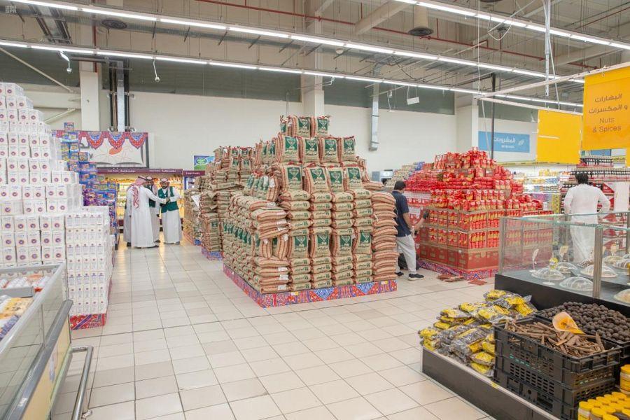 التجارة: أكثر من 10 الآف جولة على منافذ البيع في جميع مناطق المملكة للتحقق من وفرة السلع والمخزون