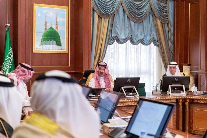 أمير المدينة المنورة يرأس اجتماع الجلسة الأولى للجنة الحج والزيارة بالمنطقة