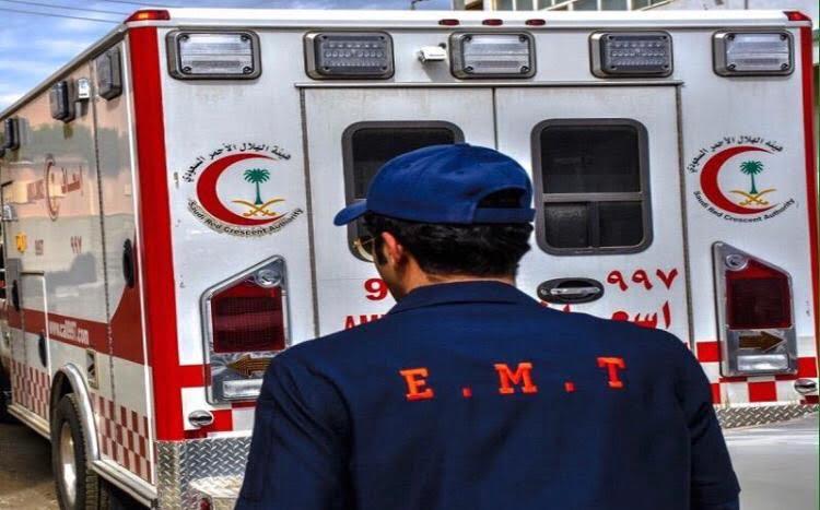 وفاة وثلاث إصابات في حادث مروري بالباحة