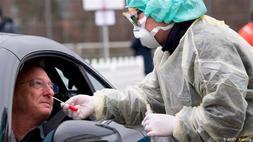 ارتفاع إصابات كورونا في ألمانيا إلى 52547 إصابة