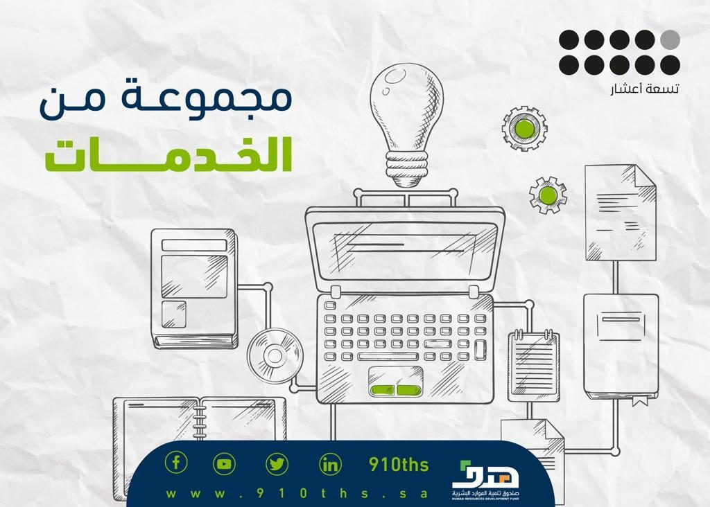 """هدف"""": خدمات وحلول مبتكرة لدعم ريادة الأعمال والمنشآت الصغيرة والمتوسطة عن بُعد على منصة تسعة أعشار"""""""