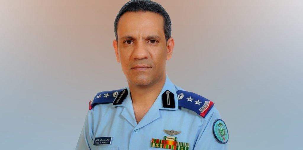 """التحالف : قوات التحالف المشتركة تعترض وتسقط طائرات بدون طيار """"مسيّرة"""" أطلقتها المليشيا الحوثية الإرهابية المدعومة من إيران باتجاه المملكة"""