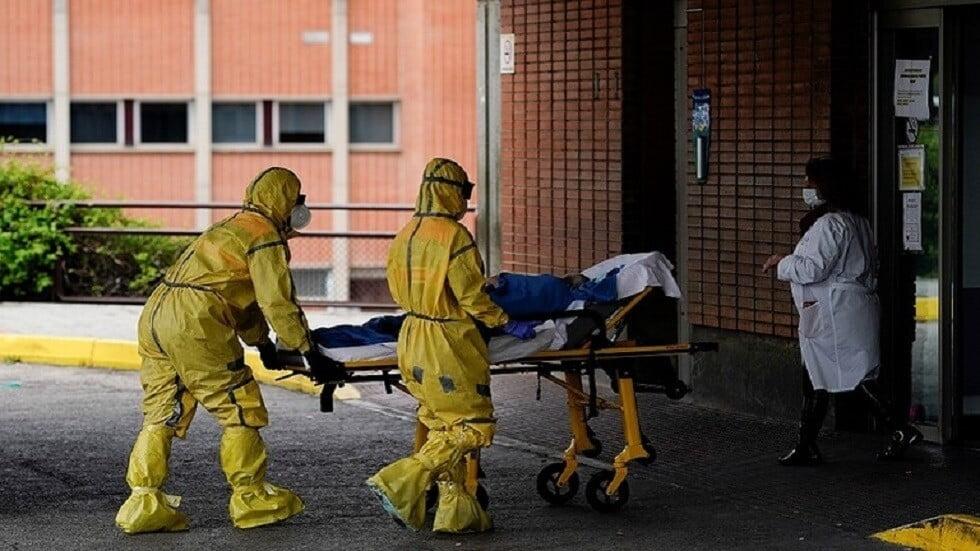 الولايات المتحدة تسجّل 24268 إصابة و 1852 حالة وفاة بكورونا