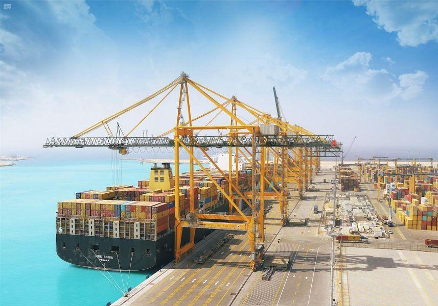 ميناء الملك عبدالله يعلن جاهزيته لاستقبال الأغذية والأدوية والأجهزة الطبية للإيفاء بالاحتياجات أثناء التصدي لفيروس كورونا