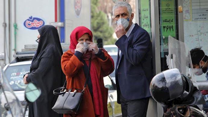 إیران: عدد وفيات کورونا في 246 مدینة یفوق 22 ألف شخص