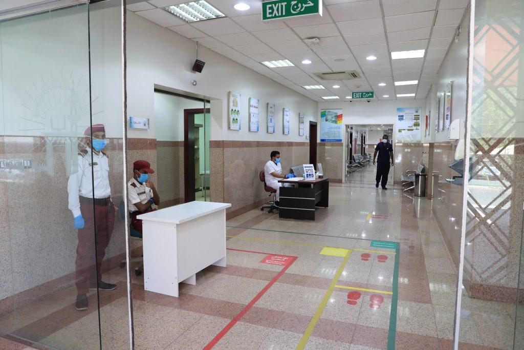 المركز الطبي بالجامعة الإسلامية يدعم جهود الشؤون الصحية بالمدنية المنورة لمواجهة جائحة كورونا