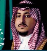 نائب أمير منطقة الجوف يهنئ القيادة الرشيدة بعيد الفطر المبارك