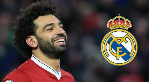محمد صلاح يتلقى عرضاً من ريال مدريد