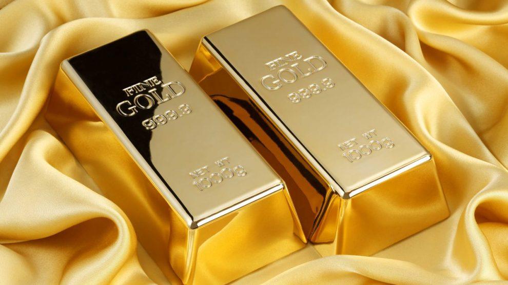 الذهب قرب أدني مستوى في أسبوع