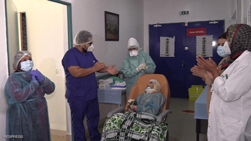 عجوز مغربية في سن 110 أعوام.. تهزم كورونا