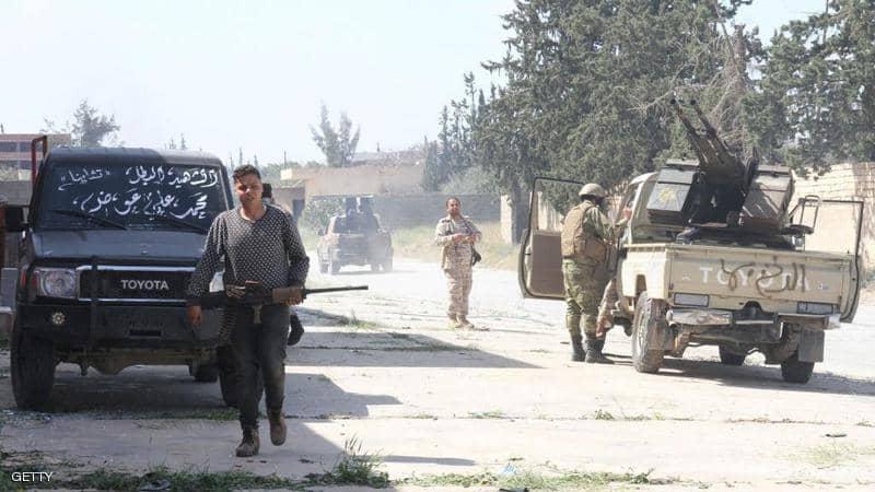 الجيش الليبي يكبد مرتزقة تركيا مزيدا من الخسائر البشرية