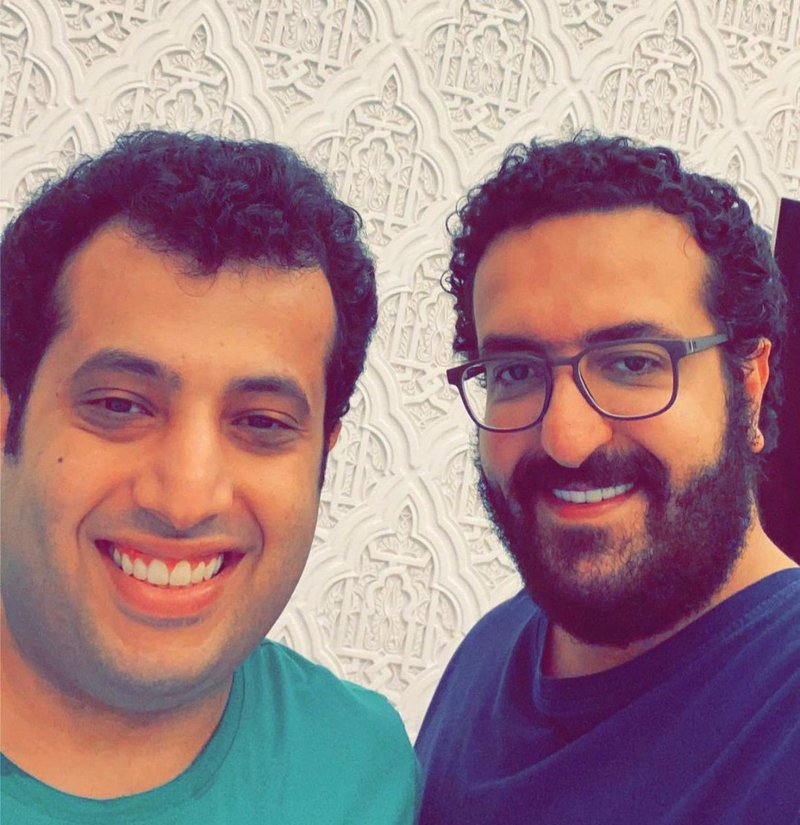 آل الشيخ وآل سويلم يطلقان تحديًا في مباراة خيرية