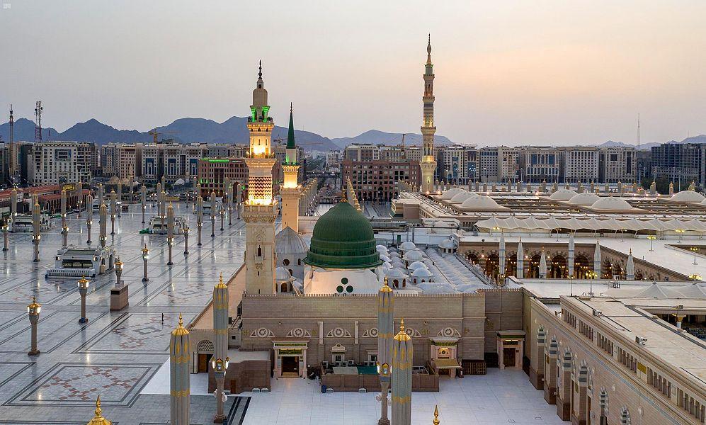 وكالة شؤون المسجد النبوي تعلن عن مواعيد المحاضرات الافتراضية