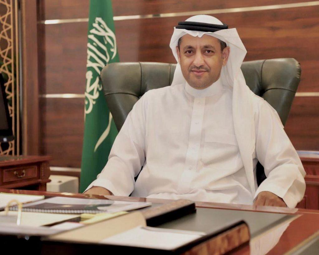 """""""الزيد"""" يباشر مهام عمله رئيساً لبلدية الخرج"""