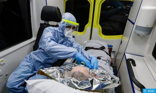27 ألف إصابة جديدة بفيروس كورونا في البرازيل
