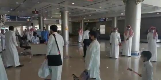 مطار بيشة يستقبل أولى الرحلات بعد استئناف الطيران الداخلي