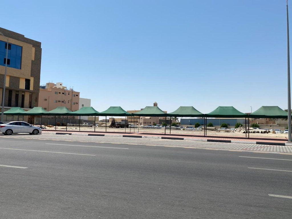 """أمانة الاحساء : إعادة تنظيم أسواق الخضار """" المؤقتة """" لتشمل ( الرطب والموسمية )"""