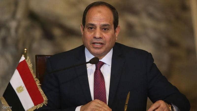 السيسي: جيش مصر قادر على حماية أمنها داخل الحدود وخارجها.. الأقوى في المنطقة