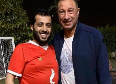 تركي آل الشيخ يوجه رسالة إلى رئيس الأهلي المصري رغم الخلافات