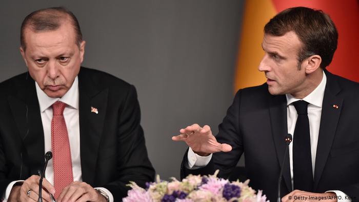 ماكرون: تركيا ترسل إرهابيين إلى ليبيا وتشكل تهديدا للجميع