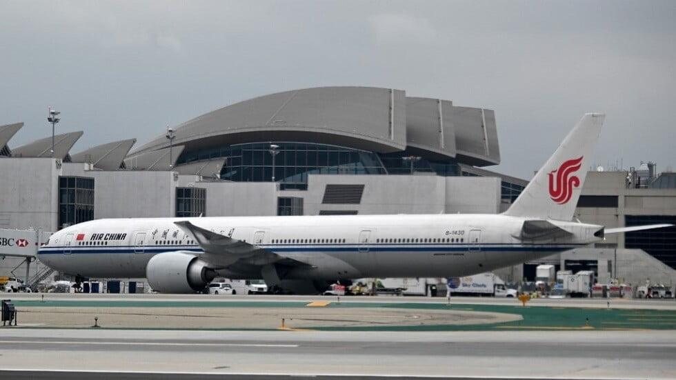 واشنطن تسمح للطائرات الصينية بتسيير رحلتين أسبوعيا إلى الأراضي الأمريكية