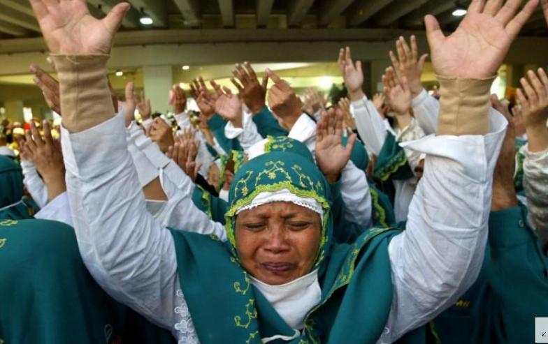 إندونيسيا تلغي الحج هذا العام بسبب كورونا