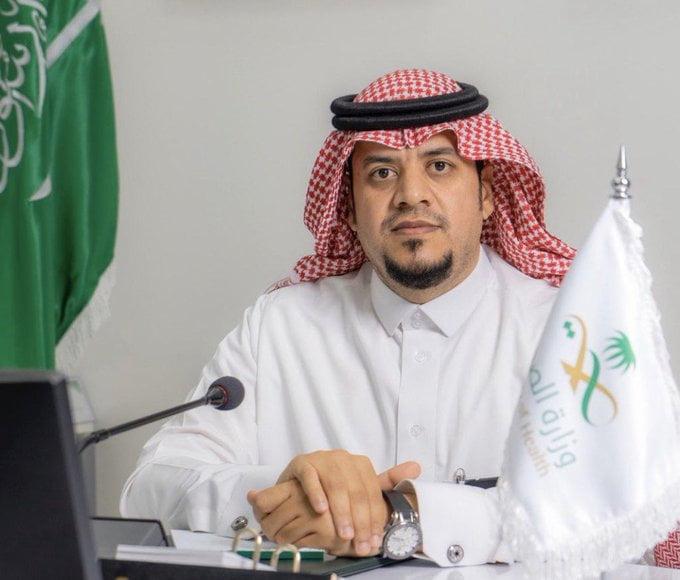 """تكليف """"الشهراني"""" مديرًا عامًا لصحة الرياض"""