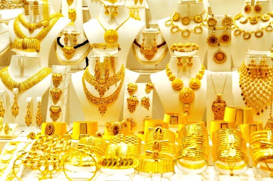 سعر الذهب في التعاملات الفورية يرتفع بنسبة 0.31%