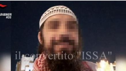 الشرطة الإيطالية تعتقل مواطناً بتهمة الترويج ل«داعش»
