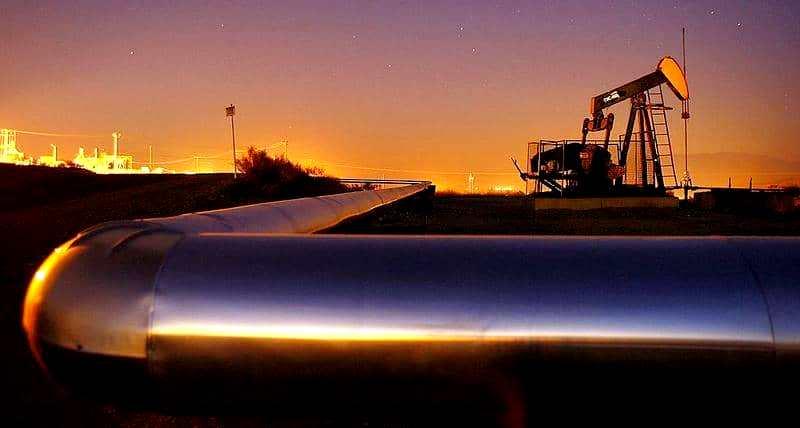 برميل النفط ينخفض والسعر عند 43.40 دولاراً