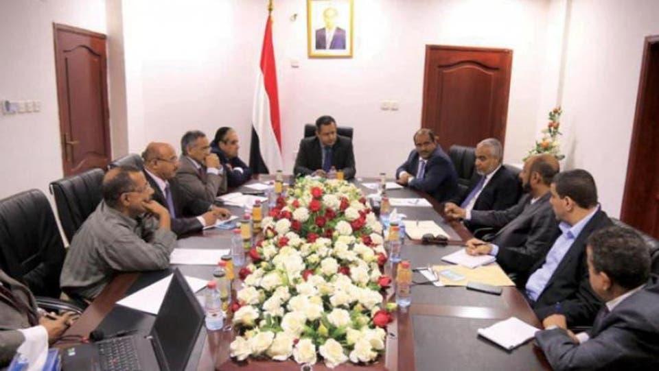 """الحكومة اليمنية تطلب عقد جلسة خاصة لمجلس الأمن حول خزان النفط العائم """"صافر"""""""
