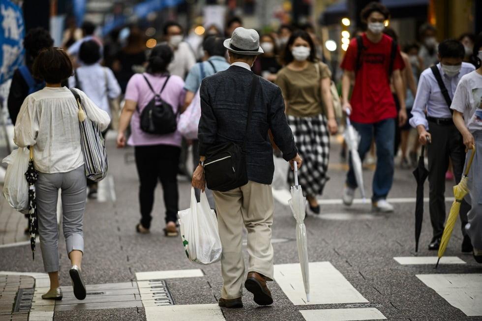 اليابان تؤكد عدم الحاجة لفرض حالة الطوارئ في طوكيو رغم ارتفاع إصابات كورونا
