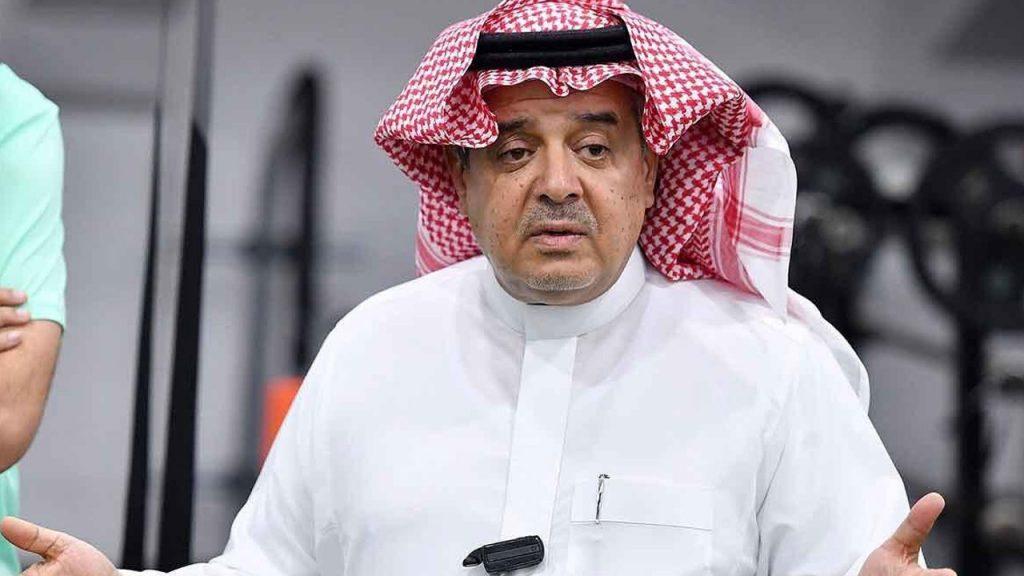 منصور بن مشعل يدعم الأهلي بـ6 ملايين ريال