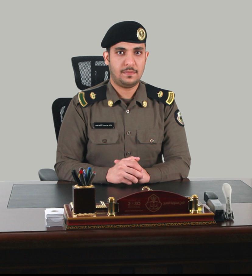 الرائد الكريديس مديراً لإدارة العلاقات والإعلام بشرطة منطقة الرياض