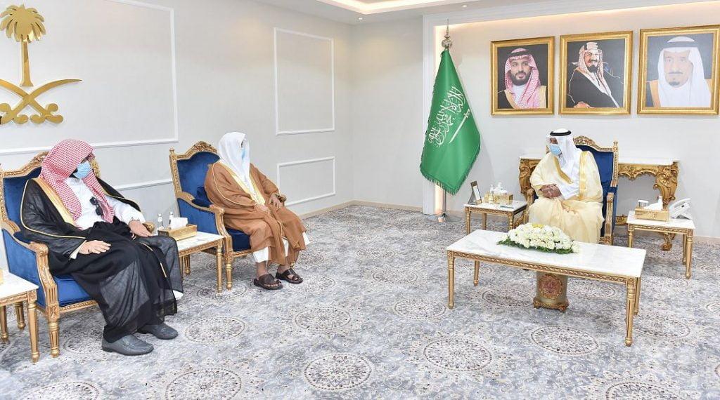أمير منطقة نجران يؤكد أن تطبيق أحكام الشريعة مصدر عز وقوة