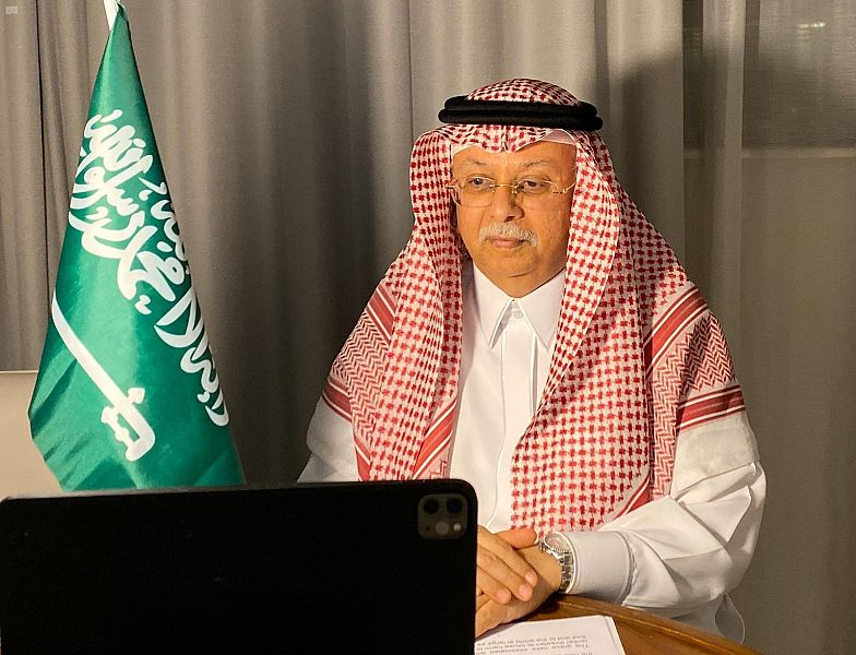 """المملكة تطالب مجلس الأمن والمجتمع الدولي باتخاذ تدابير قوية وحاسمة للتعامل مع ناقلة النفط """"صافر"""""""