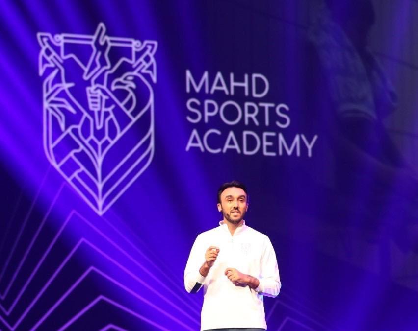 """وزير الرياضة يُدشن مشروع أكاديمية """"مهد"""" الرياضية لتطوير واكتشاف المواهب بالمملكة"""