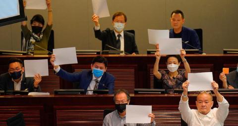 رقابة صينية مشددة على الإنترنت في هونغ كونغ… وعمالقة التكنولوجيا يحتجون