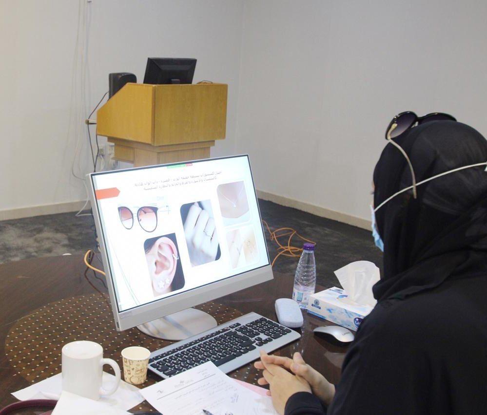 974 مستفيد من أنشطة الأسبوع الثالث لبرامج خدمة المجتمع الافتراضية بجامعة القصيم